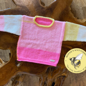 Soft Candy Baby Jumper