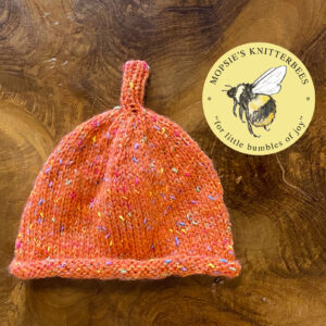 Snuggly Spice Baby Hat